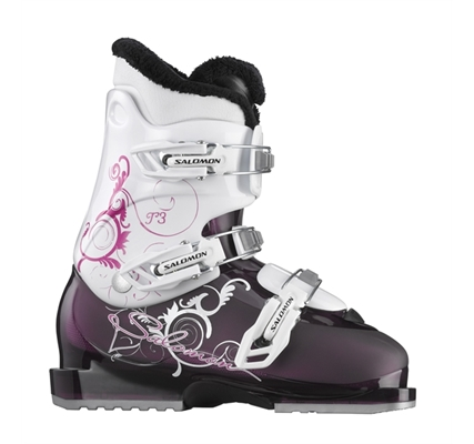 Picture of Salomon T3 Girlie Junior Ski Boots