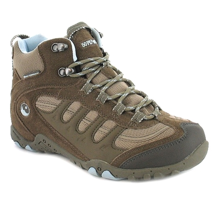 Picture of  Hi Tec 50 Peaks Penrith Mid Ladies Walking Boot
