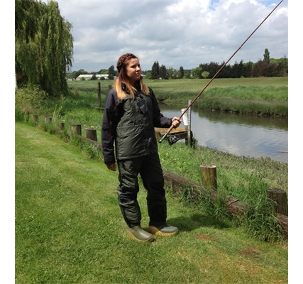 Picture of Skee-Tex 2-Piece Fishing Suit Ladies