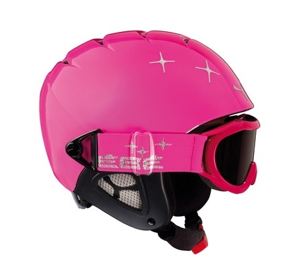 Picture of Cebe Twinny Girls Helmet
