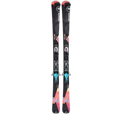 Picture of Rossignol Famous 6 Skis Inc W11 Bindings
