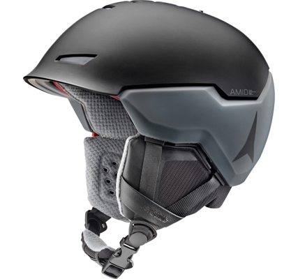 Picture of Atomic Revent AMID Mens Helmet Black