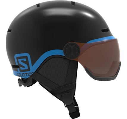 Picture of Salomon Grom Visor Junior Helmet