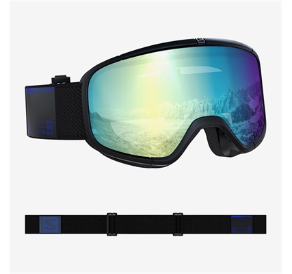 Picture of Salomon Four Seven Photo Black Goggles