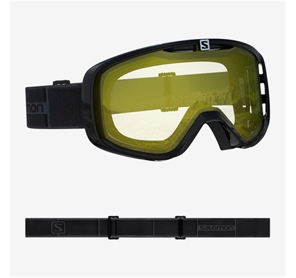 Picture of Salomon Aksium Access Black Low Light Goggle